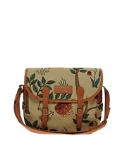 Barbour Morris Print Revier Cross Body Bag