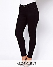 ASOS CURVE Exclusive Super Soft Skinny Jean