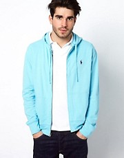 Polo Ralph Lauren Hoody in Cotton Pique