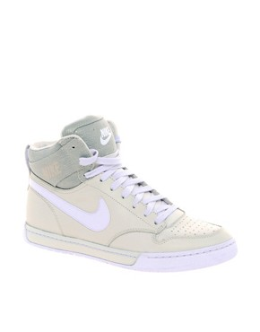 Image 1 ofNike Royalty High Top Trainers