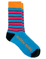 Bjorn Borg Top Stripe Socks