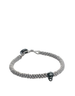 Image 1 ofG.S Cox Skull Bracelet