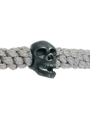 Image 4 ofG.S Cox Skull Bracelet