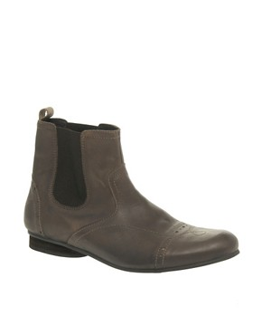 Image 1 ofFly London Fester Washed Chelsea Boots