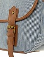 Image 4 ofRiver Island Stripe Messenger Bag