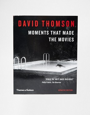 Moments That Made The Movies Book