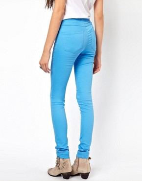 Image 2 ofVero Moda Lovely Coloured Jegging