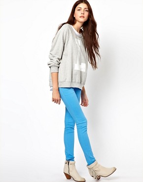 Image 4 ofVero Moda Lovely Coloured Jegging