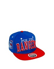 Zephyr Snapback Cap NY Rangers