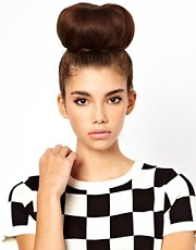 ASOS Extra Large Hair Donut