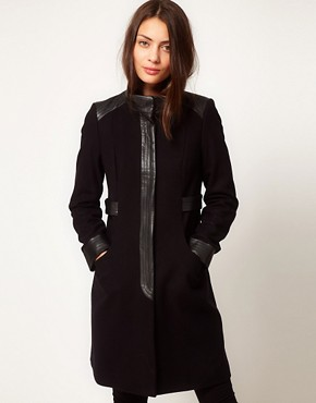 Image 1 ofWhistles Floretta Coat