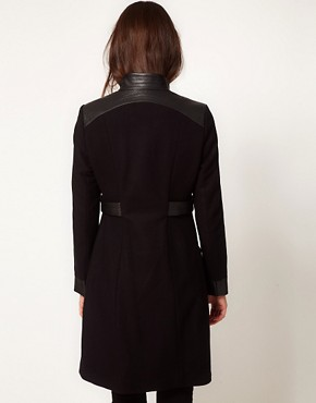 Image 2 ofWhistles Floretta Coat