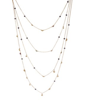 Image 1 ofLes Nereides Mutli Chain Necklace