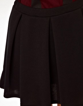 Image 3 ofRiver Island Skirt With Box Pleats