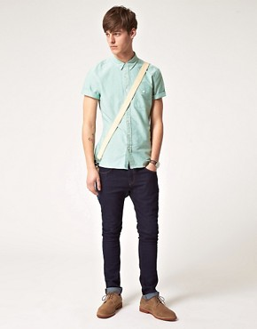 Image 4 ofASOS Oxford Short Sleeve Shirt