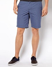 Ben Sherman Shorts in Check Print