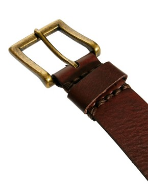 Image 2 ofPenfield Leather Belt