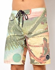 Analog Domingo Boardshort 19&quot;