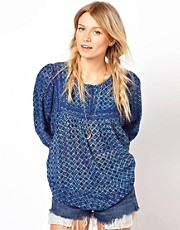 Top estilo campesina de Denim & Supply by Ralph Lauren