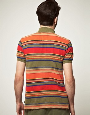 Image 2 ofPolo Ralph Lauren Multi Stripe Polo