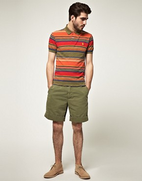 Image 4 ofPolo Ralph Lauren Multi Stripe Polo