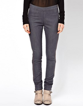 Image 1 ofDagmar Dora Jeans With Side Zip