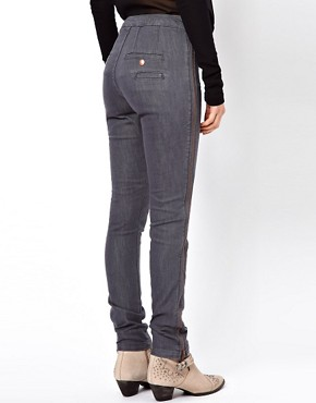 Image 2 ofDagmar Dora Jeans With Side Zip