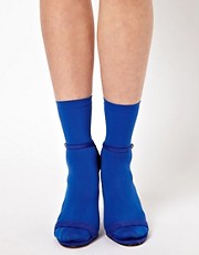Wolford Velvet 66 Socks