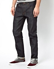 Lee 101 S Jeans Slim Fit Kaihara Blue Selvage Dry Denim