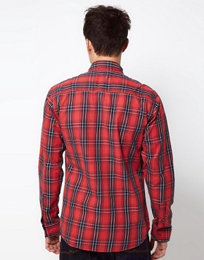 Image 2 ofJack &amp; Jones Check Shirt