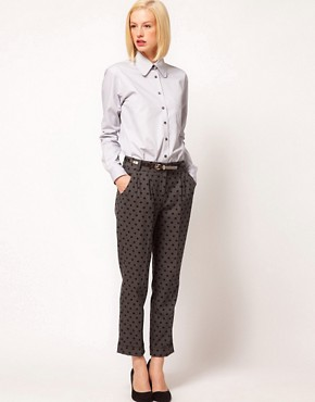 Image 4 ofASOS Coated Cotton Shirt