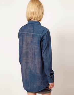 Image 2 ofRag And Bone/JEAN Denim Shirt