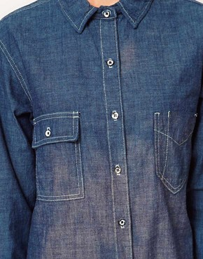 Image 3 ofRag And Bone/JEAN Denim Shirt