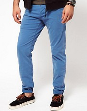 Chinos de sarga de corte slim Bronson de G Star
