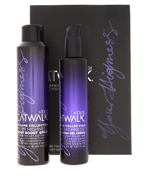 Image 1 ofTigi Catwalk Limited Edition Majestic Volume SAVE 19%