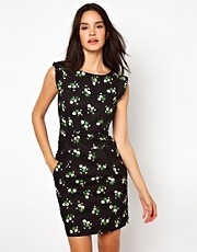 Emily &amp; Fin Floral Printed Dress