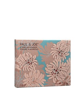 Image 2 ofPaul &amp; Joe Eyebrow Powder &amp; Brush