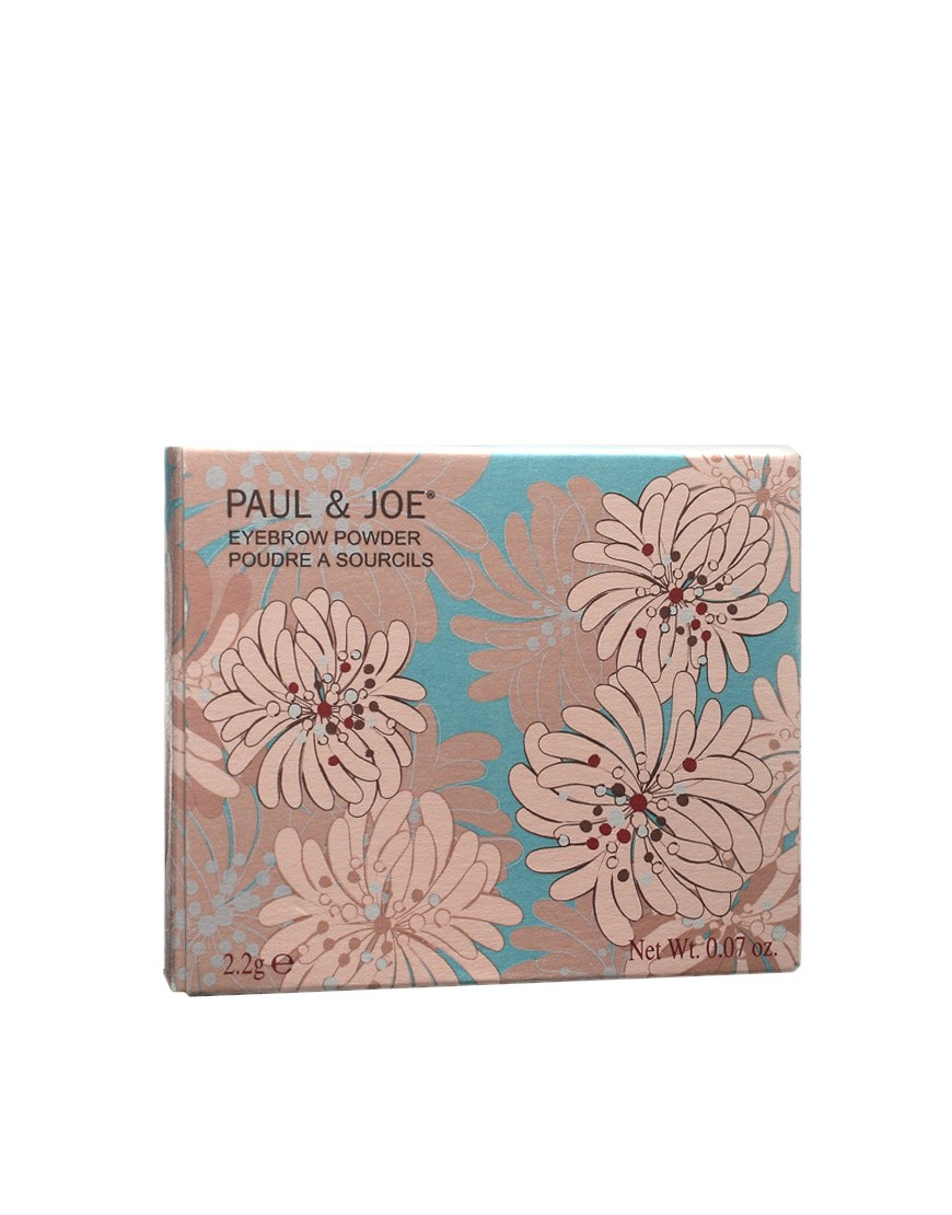 Image 2 of Paul & Joe Eyebrow Powder & Brush