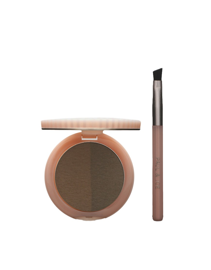 Image 1 of Paul & Joe Eyebrow Powder & Brush