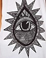 Image 3 of Illustrated People Eye Logo Tank