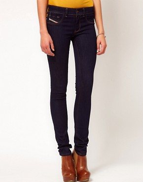 Image 4 ofDiesel Livier Jeggings