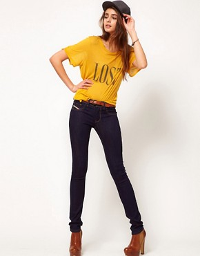 Image 1 ofDiesel Livier Jeggings