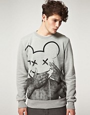 BePriv No Face Sweatshirt Exclusive To ASOS UK