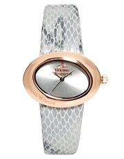 Vivienne Westwood Grey Ellipse II Watch