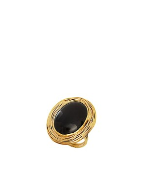 Image 1 ofOttoman Hands Wire Wrap Ring