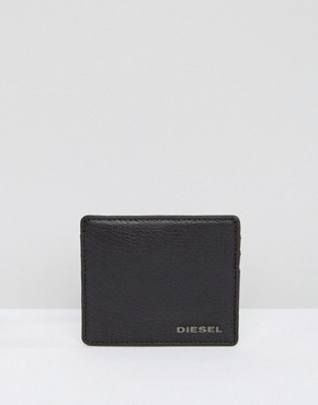 Diesel Johnas Leather Card Holder