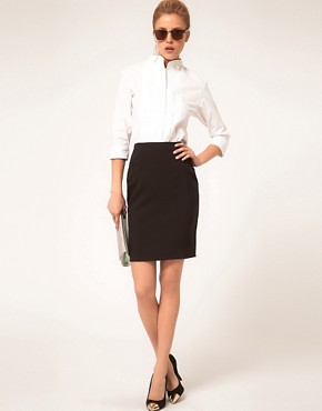 Image 1 ofASOS Pencil Skirt