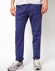 Chino con cordn ajustable de Paul Smith Jeans