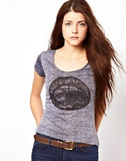 Wrangler Lips T-Shirt