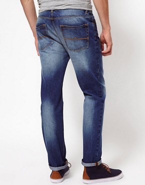 Image 2 ofASOS Blue Slim Jeans